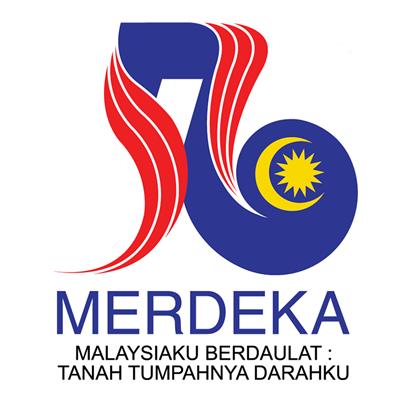 logo Merdeka 2013-Malaysiaku Berdaulat-Tanah Tumpahnya Darahku