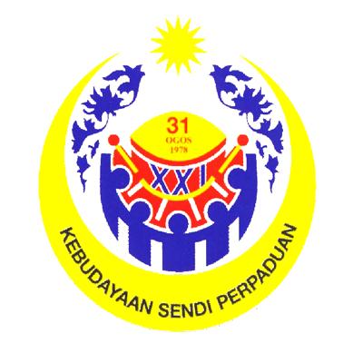 Merdeka logo 1978-KEBUDAYAAN SENDI PERPADUAN