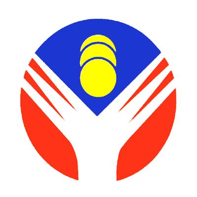 Merdeka logo 1990-BERJAYA