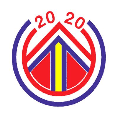 Merdeka logo 1991-WAWASAN 2020