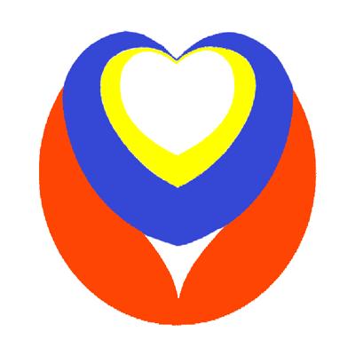 Merdeka logo 1997-AKHLAK MULIA MASYARAKAT JAYA