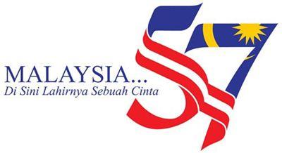 Merdeka logo 2014-MALAYSIA-DI SINI LAHIRNYA SEBUAH CINTA