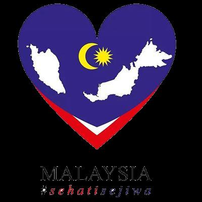 Merdeka logo 2015-Malaysia #sehatisejiwa